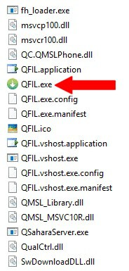 Launch QFIL Tool - How to Flash Stock ROM Using Qualcomm Flash Image Loader (QFIL)