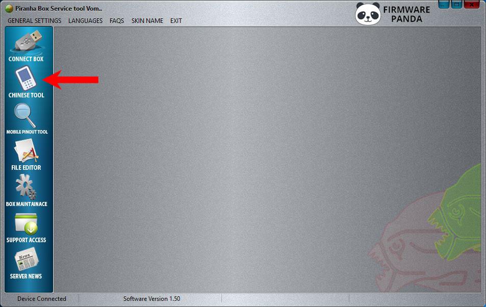 PiranhaBox Tool - How to Flash .bin Firmware using Piranha Box Tool
