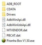Piranhabox Tool Files - How to Flash .bin Firmware using Piranha Box Tool