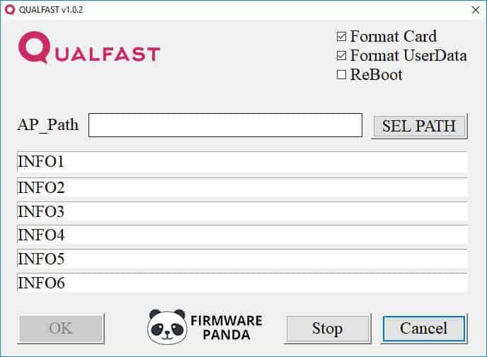 Qualfast tool - How to Flash Stock ROM using Qualfast Tool