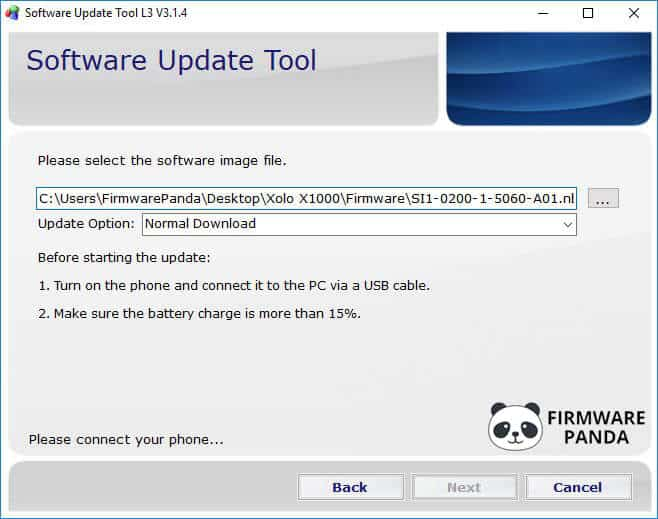 SUT L3 Tool Firmware Added - How to Flash Stock ROM using SUT L3 Tool