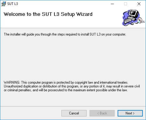 SUT L3 Tool Setup - How to Flash Stock ROM using SUT L3 Tool