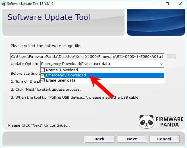 SUT L3 Tool Update Option - How to Flash Stock ROM using SUT L3 Tool