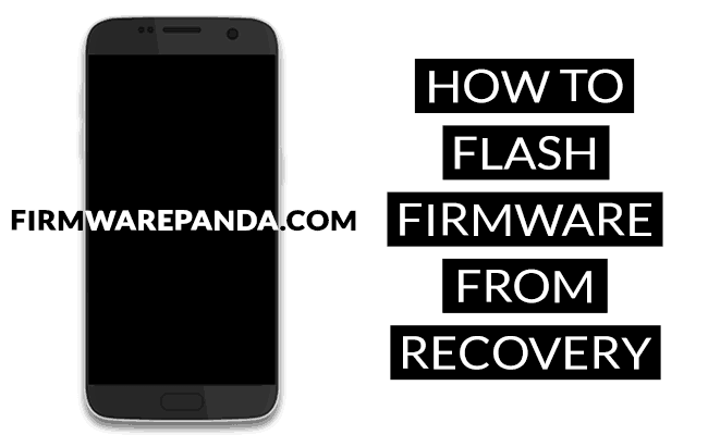 flash stock firmware recovery mode - How to Flash Stock ROM using Recovery