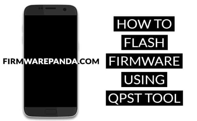 flash stock rom qpst tool - How to Flash Stock ROM Using QPST Tool (Qualcomm Product Support Tool)